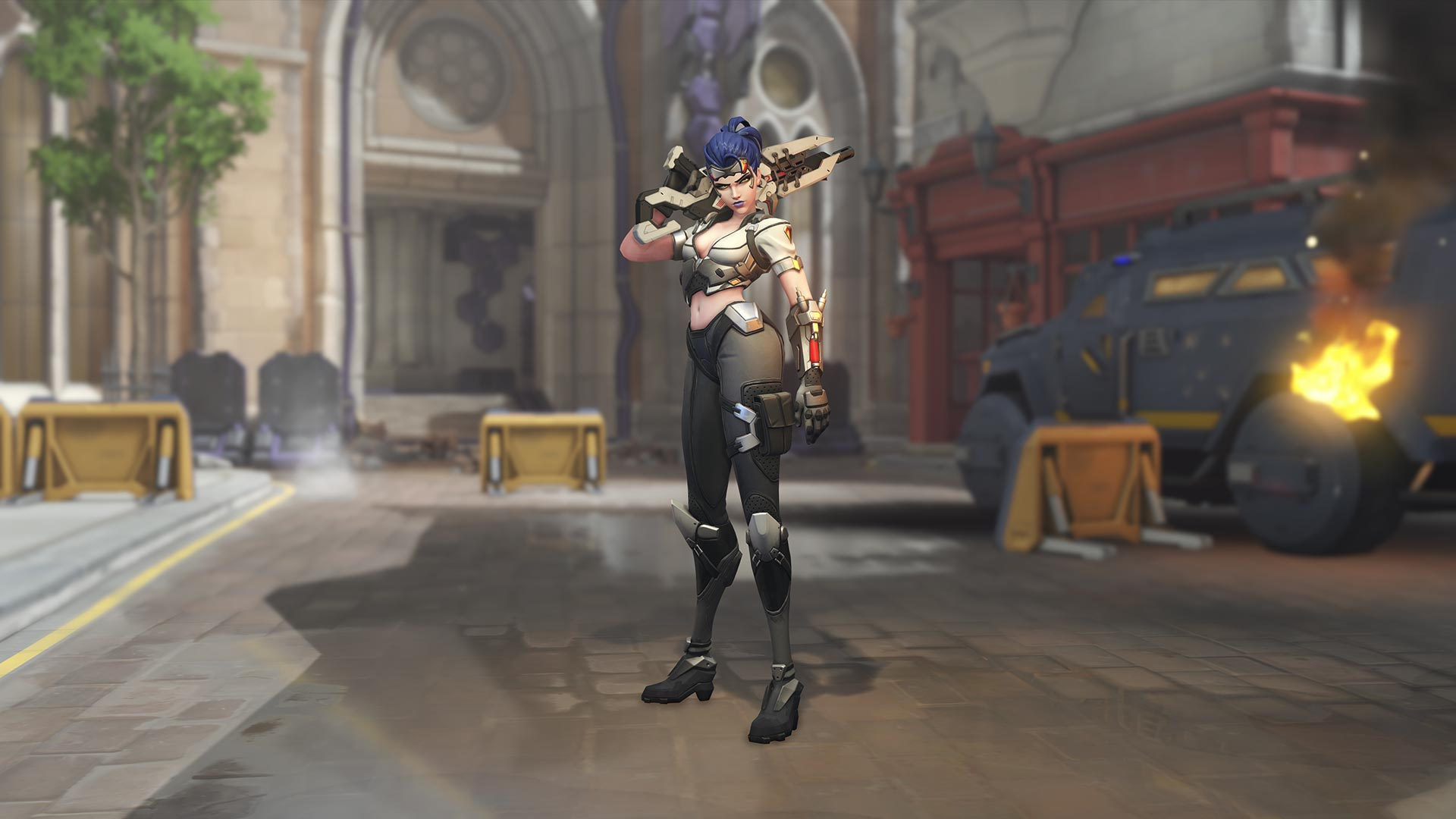 Archives - Overwatch