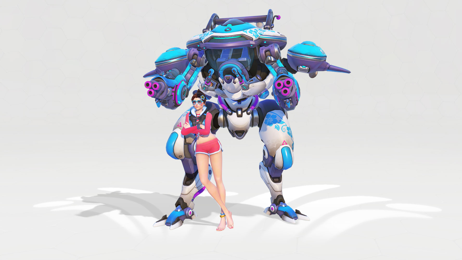 Overwatch Summer Games 2020 Skins.Summer Games Overwatch