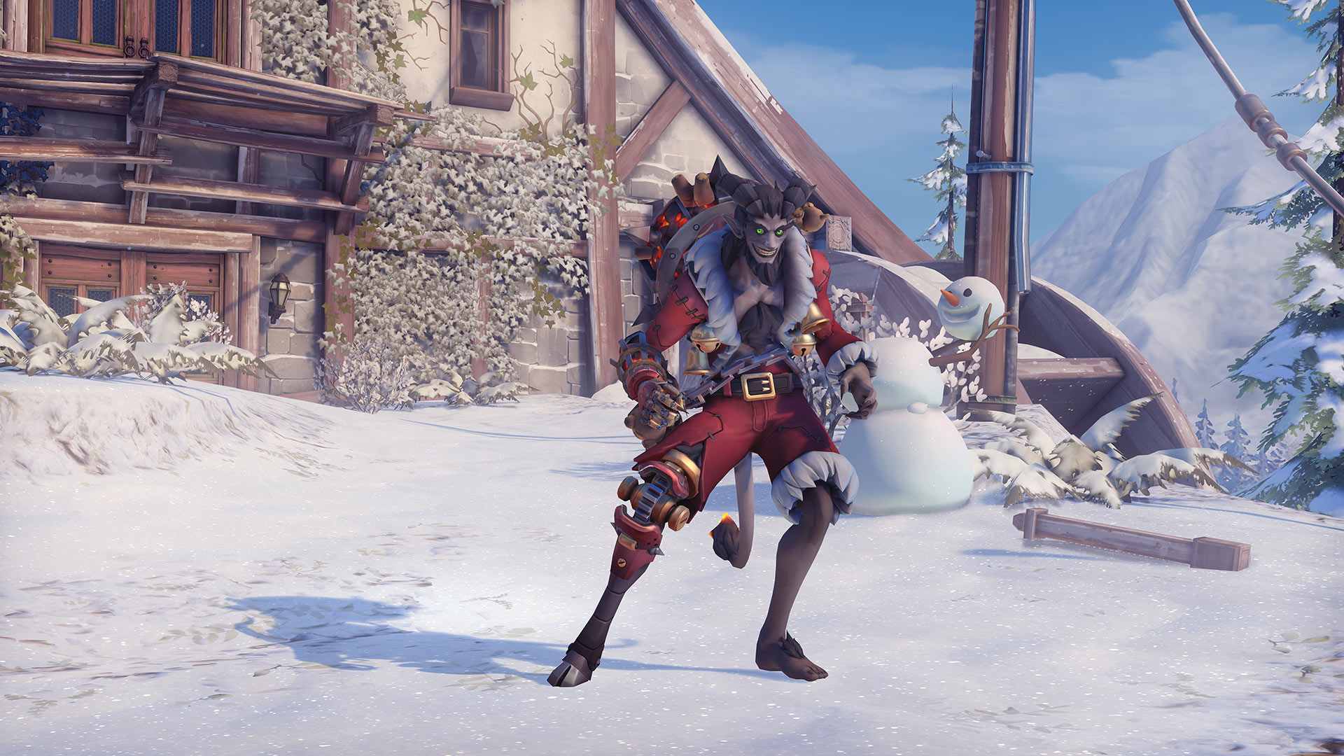 Winter Wonderland - Overwatch