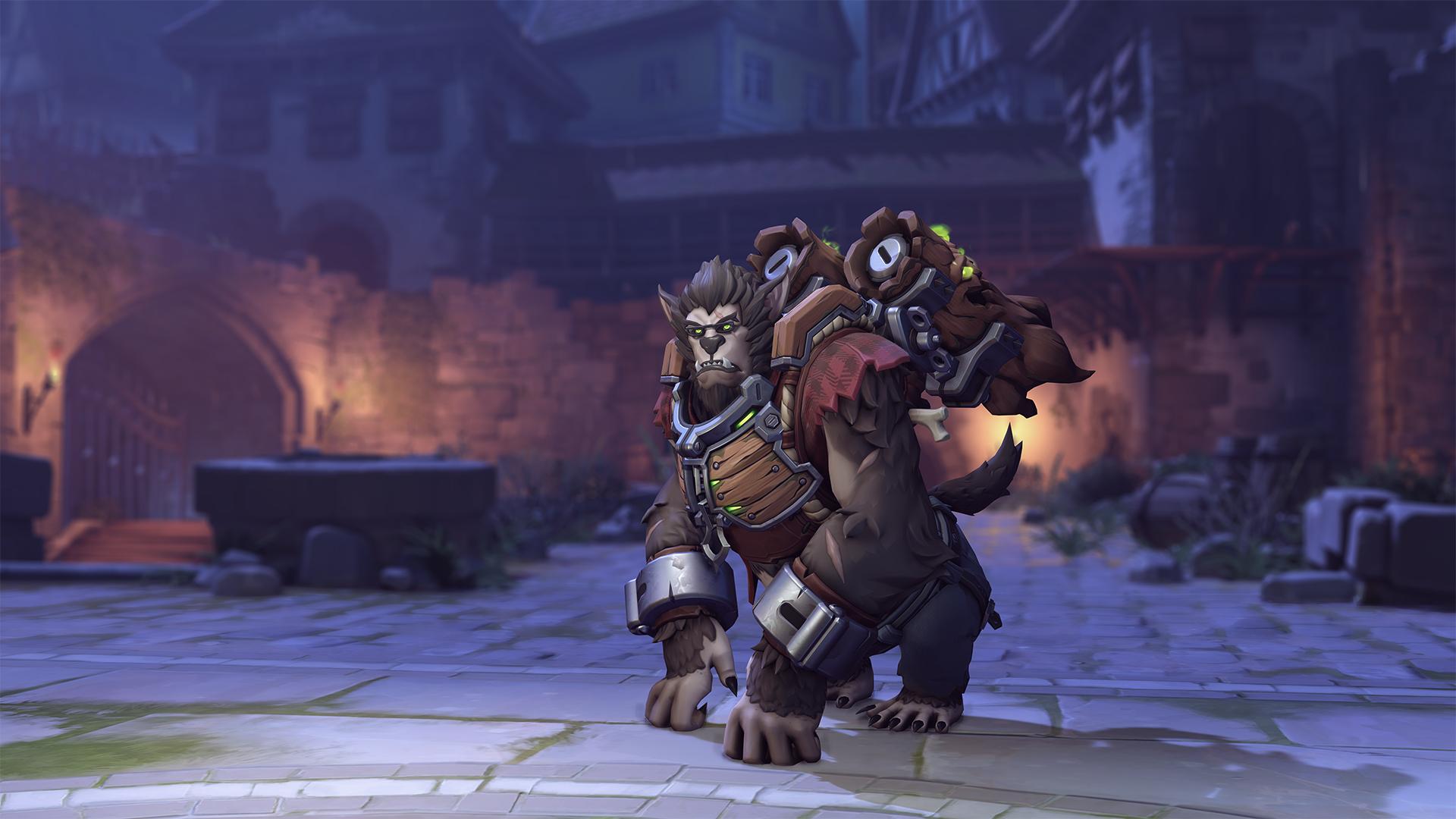 Werewolf Winston