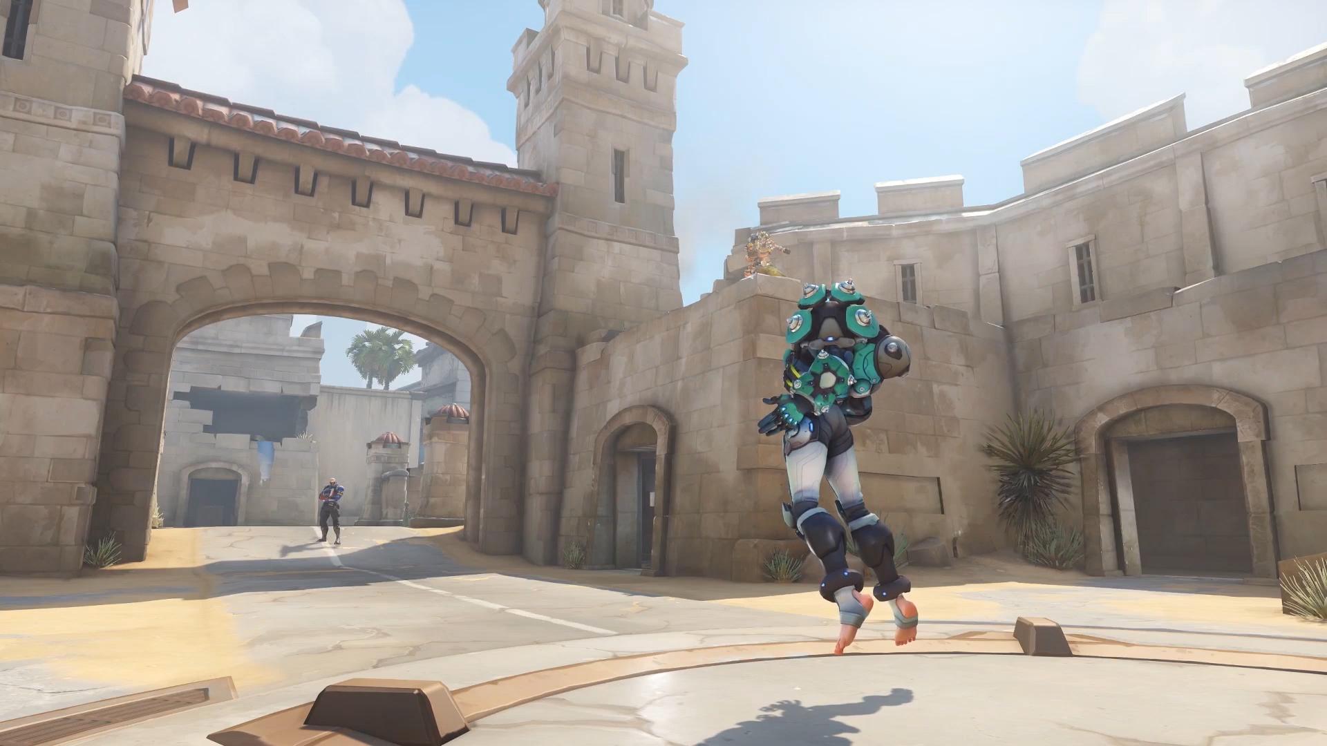 Sigma - Heroes - Overwatch