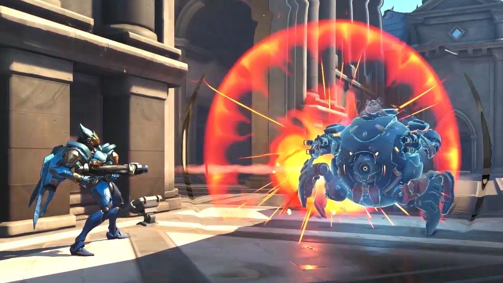 Wrecking Ball - Heroes - Overwatch