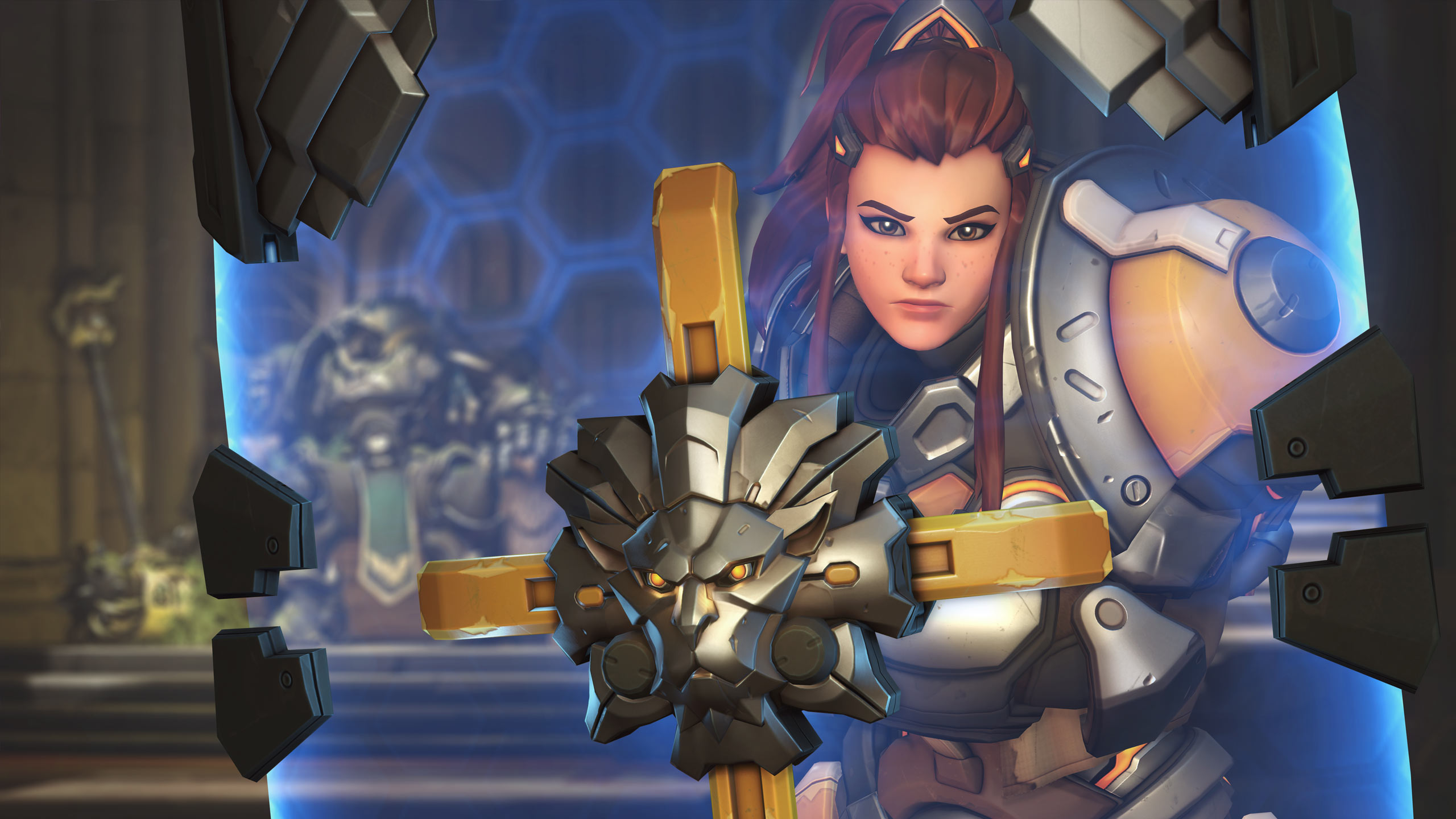 Image result for brigitte overwatch