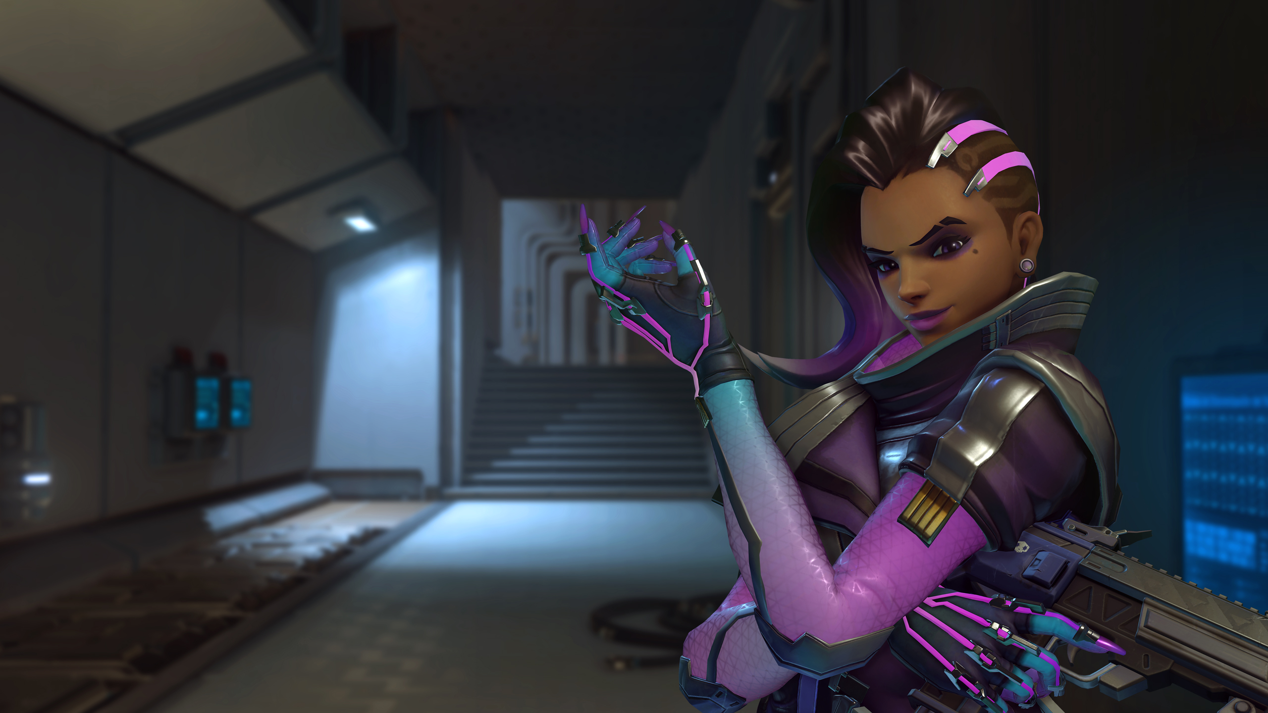Image result for sombra overwatch