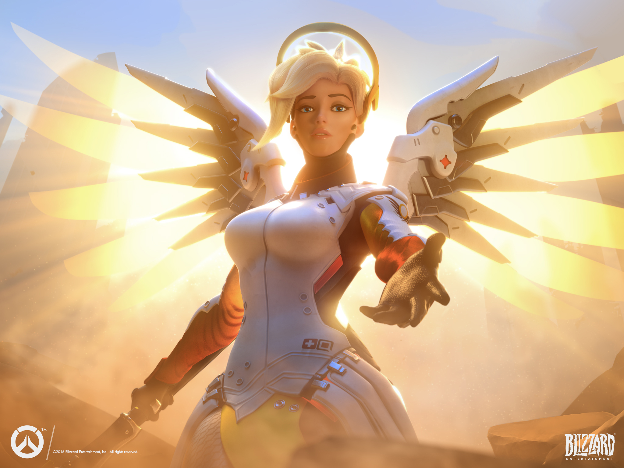 Image result for overwatch mercy